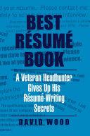 Best Résumé Book