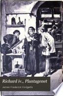 Richard IV  Plantagenet Book