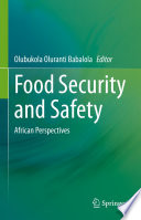 Food Security and Safety