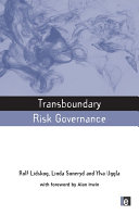 Transboundary Risk Governance