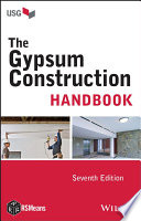 The Gypsum Construction Handbook Book PDF