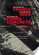 Building in France, building in iron, building in ferroconcrete