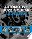 Automotive Buzz  Squeak and Rattle