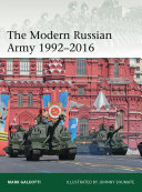 Pdf The Modern Russian Army 1992–2016 Telecharger