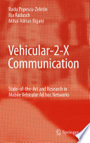 Vehicular 2 X Communication