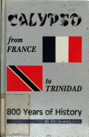 Calypso from France to Trinidad
