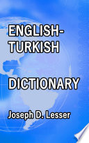 English / Turkish Dictionary