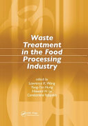 Waste Treatment in the Food Processing Industry Book