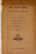 The Guide Book For Adventures In Music Book PDF