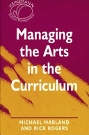 Managing the Arts in the Curriculum