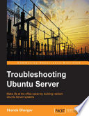 Troubleshooting Ubuntu Server Book