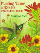 Painting Nature in Pen   Ink with Watercolor Book