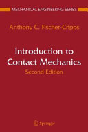 Introduction to Contact Mechanics