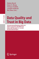 Pdf Data Quality and Trust in Big Data
