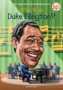 Who Was Duke Ellington? Pdf/ePub eBook