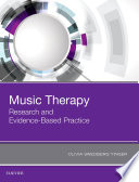 """""""Music Therapy: Research and Evidence-Based Practice"""" by Olivia Swedberg Yinger"""