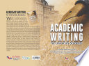 ACADEMIC WRITING FOR UNIVERSITY STUDENTS