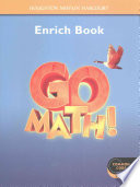 Go Math! Workbook Grade 4