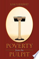 Poverty from the Pulpit