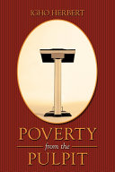 Pdf Poverty from the Pulpit