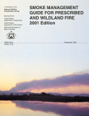Smoke management guide for prescribed and wildland fire [Pdf/ePub] eBook