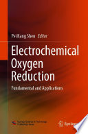 Electrochemical Oxygen Reduction Book