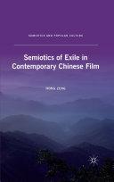 Pdf Semiotics of Exile in Contemporary Chinese Film