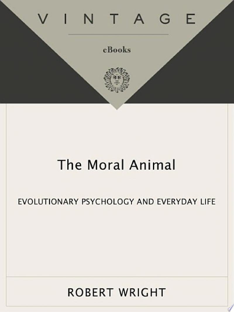 The Moral Animal image