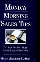 Monday Morning Sales Tips Book PDF