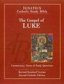 The Gospel According To Saint Luke