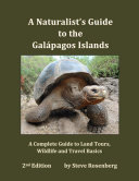 A Naturalist   s Guide to the Gal  pagos Islands     2nd Edition