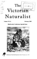 The Victorian Naturalist