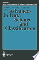 Advances in Data Science and Classification
