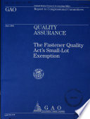 Quality Assurance Book