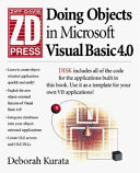 Doing Objects in Microsoft Visual Basic 4.0