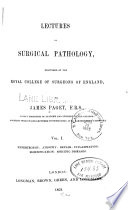 Lectures on surgical pathology v 1 Book