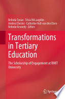 Transformations in Tertiary Education