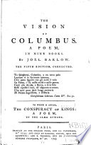The Vision Of Columbus