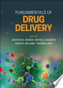 Fundamentals of Drug Delivery Book