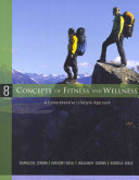 Concepts of Fitness and Wellness  A Comprehensive Lifestyle Approach w  Health and Fitness Pedometer Book