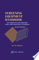 Screening Equipment Handbook Second Edition