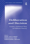 Deliberation and Decision