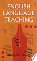 English Language Teaching Book