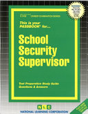School Security Supervisor