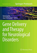 Gene Delivery and Therapy for Neurological Disorders