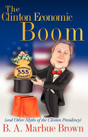 The Clinton Economic Boom ebook