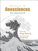 Advances in Geosciences  Solar terrestrial  ST