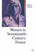 Pdf Women In 17th Century France Telecharger