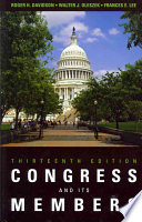 Congress and Its Members  Fourteenth Edition