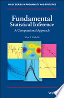 Fundamental Statistical Inference Book